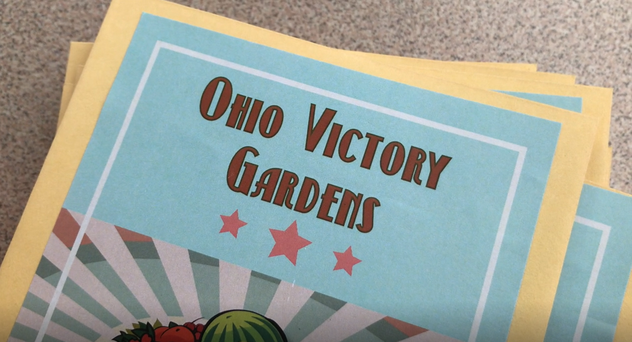 Image of ODA and OSU Extension Kick Off 2021 Ohio Victory Gardens Program