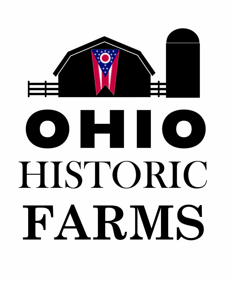 The Ohio Historic Family Farms Logo