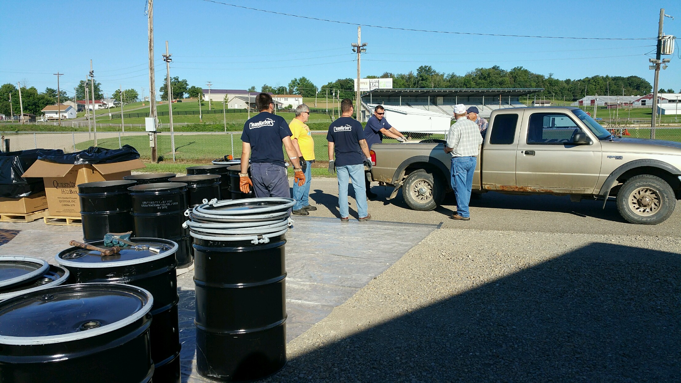 Image of Farm Pesticide Disposal Collection in Miami County