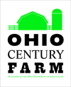 Century Farm Sign Logo