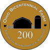Bicentennial Farm Sign Logo
