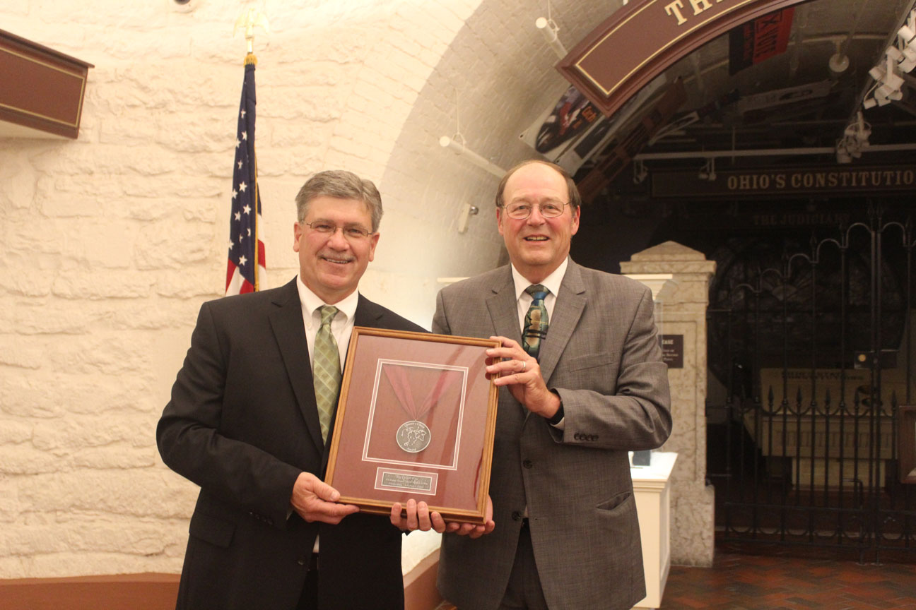 Image of Ohio Department of Agriculture Director Honors Top Wines